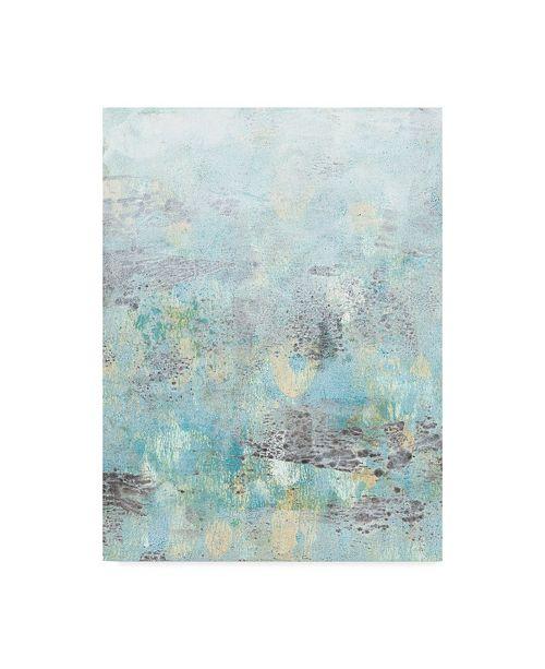"""Trademark Global Naomi Mccavitt Cerulean Reflections II Canvas Art - 20"""" x 25"""""""