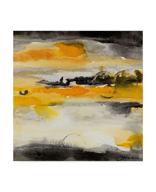 "Trademark Global Joyce Combs Paradise Island I Canvas Art - 27"" x 33"""