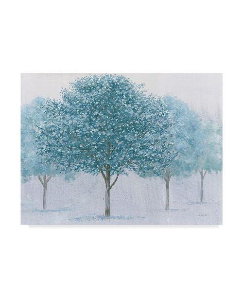"Trademark Global James Wiens Peaceful Grove Crop Canvas Art - 37"" x 49"""