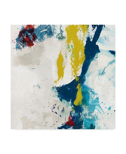 "Trademark Global Sisa Jasper Impulse III Canvas Art - 27"" x 33"""