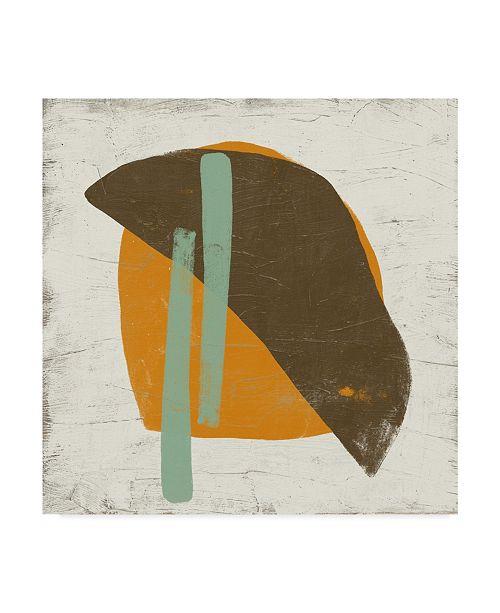 "Trademark Global June Erica Vess Mobile V Canvas Art - 15"" x 20"""