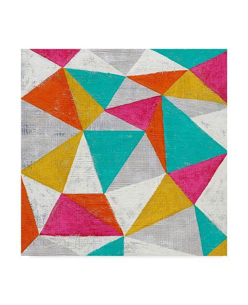 "Trademark Global Chariklia Zarris Confection I Canvas Art - 27"" x 33"""