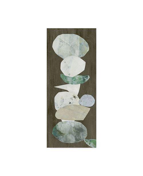 "Trademark Global Jennifer Goldberger Mid-Century Formation II Canvas Art - 15"" x 20"""
