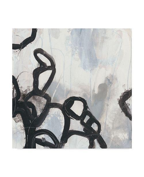 "Trademark Global June Erica Vess Causal Gesture II Canvas Art - 27"" x 33"""