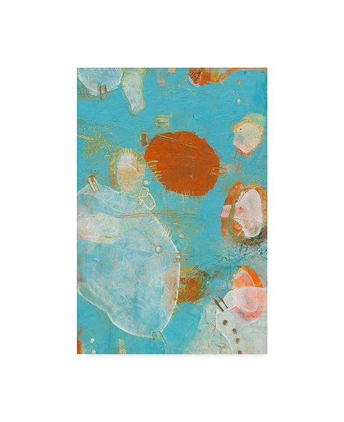 "Trademark Global Sue Jachimiec Phenix II Canvas Art - 37"" x 49"""
