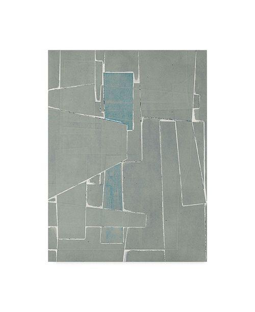 "Trademark Global Rob Delamater Metropolitan VI Canvas Art - 20"" x 25"""