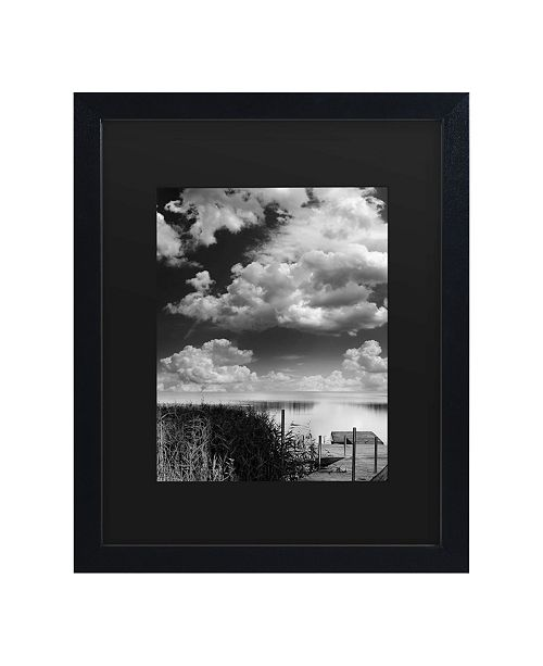 """Trademark Global Philippe Sainte-Laudy Double World Matted Framed Art - 15"""" x 20"""""""
