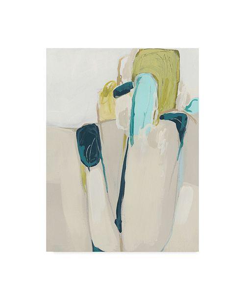"Trademark Global June Erica Vess Process Transition I Canvas Art - 20"" x 25"""