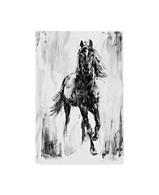 "Ethan Harper Rustic Stallion I Canvas Art - 15"" x 20"""