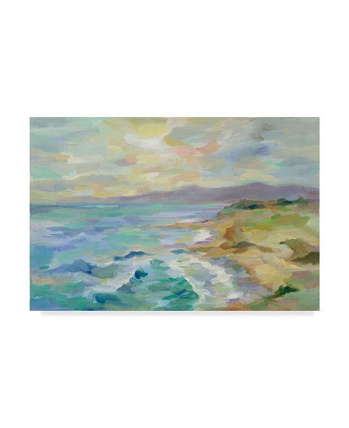 "Trademark Global Silvia Vassileva Dunes By the Sea Canvas Art - 20"" x 25"""