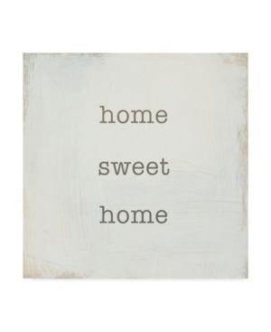 "Wild Apple Portfolio Home Sweet Home I Canvas Art - 20"" x 25"""