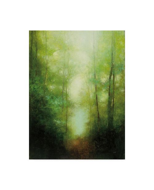 """Trademark Global Julia Purinton Into the Clearing Canvas Art - 15"""" x 20"""""""