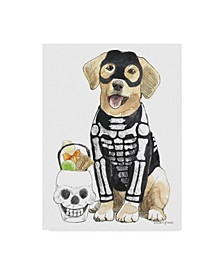"Beth Grove Halloween Pets VII Canvas Art - 15"" x 20"""