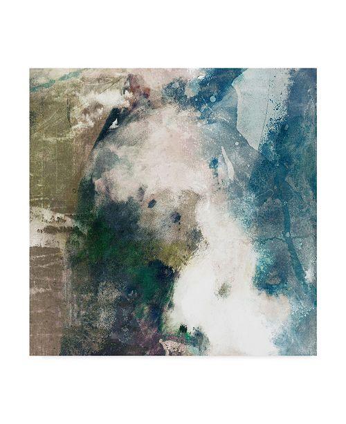 "Trademark Global Sisa Jasper Mod Abstract II Canvas Art - 27"" x 33"""