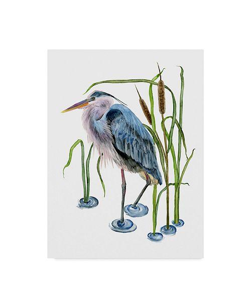 "Trademark Global Melissa Wang at the Pond I Canvas Art - 15"" x 20"""