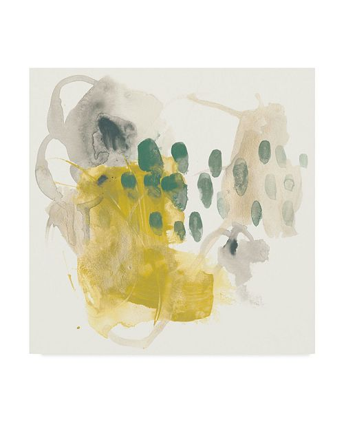 "Trademark Global June Erica Vess Apex Formula I Canvas Art - 15"" x 20"""