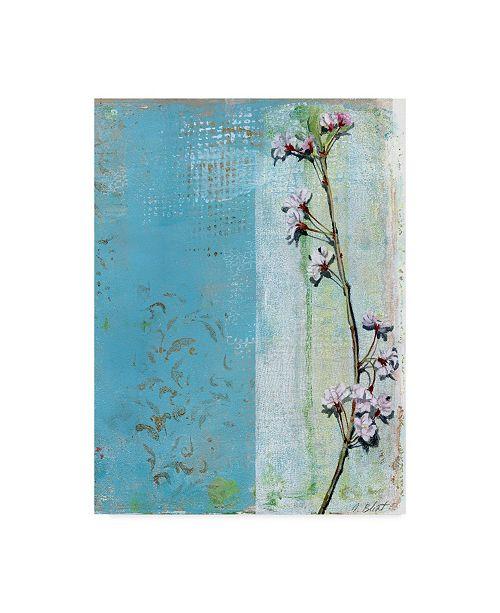 "Trademark Global Ingrid Blixt Willow Bloom I Canvas Art - 15"" x 20"""