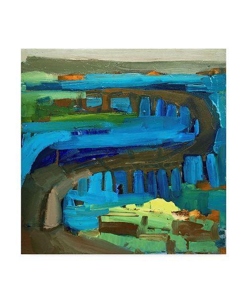 "Trademark Global Erin Mcgee Ferrell Bridge I Canvas Art - 20"" x 25"""