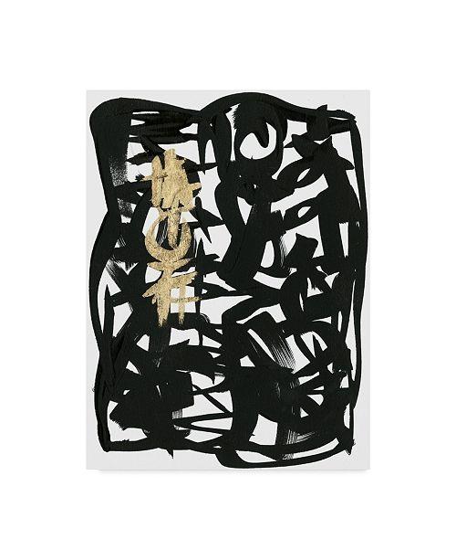 "Trademark Global Renee W. Stramel Analysis I Canvas Art - 15"" x 20"""