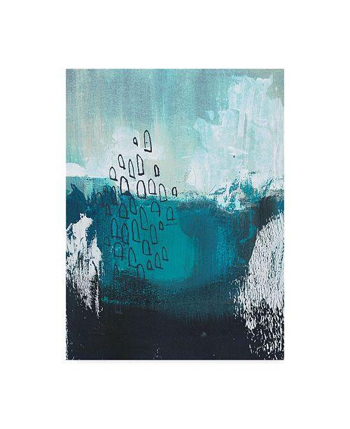 "Trademark Global Jennifer Paxton Parker Seaspray I Canvas Art - 20"" x 25"""