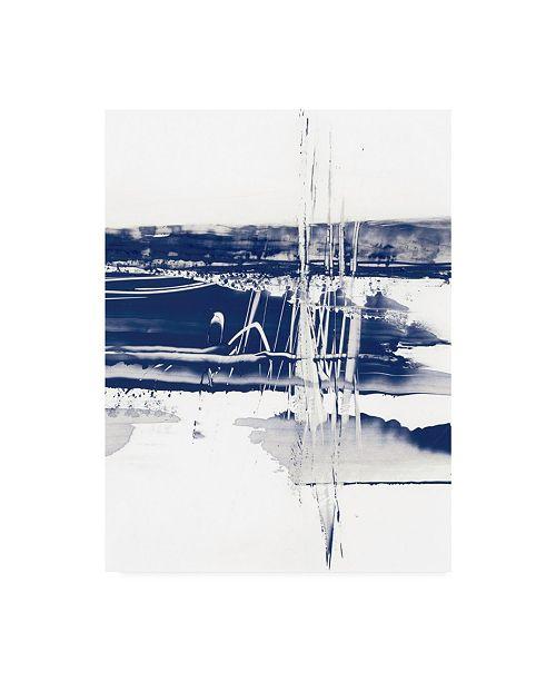 "Trademark Global Ethan Harper Alternating Current IV Canvas Art - 20"" x 25"""