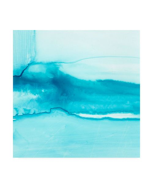 "Trademark Global Ethan Harper Making Waves III Canvas Art - 15"" x 20"""