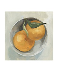 "Emma Scarvey Fruit Bowl II Canvas Art - 27"" x 33"""