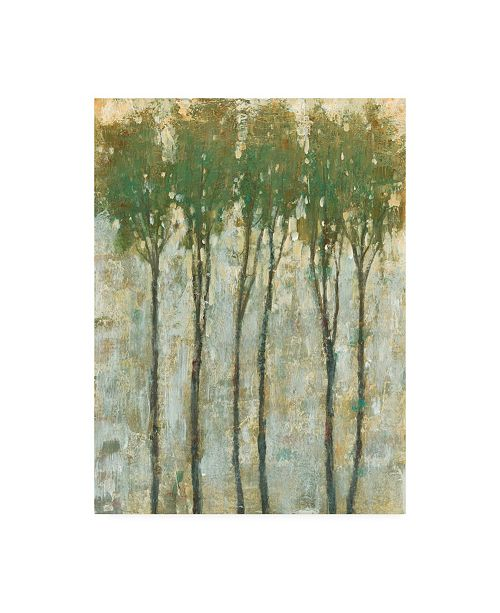 """Trademark Global Tim Otoole Standing Tall in Spring I Canvas Art - 15"""" x 20"""""""