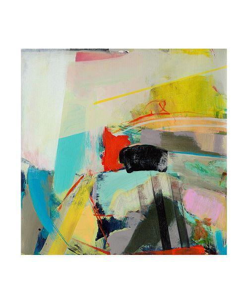"Trademark Global Jodi Fuchs Jazz Hands I Canvas Art - 15"" x 20"""