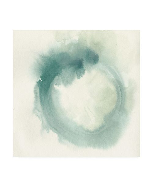 """Trademark Global June Erica Vess Nimbus II Canvas Art - 15"""" x 20"""""""