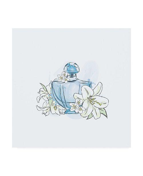 "Trademark Global Incado Perfume II Canvas Art - 15.5"" x 21"""