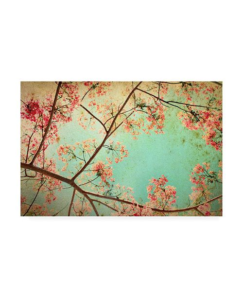 "Trademark Global PhotoINC Studio Flamboyant I Canvas Art - 15.5"" x 21"""