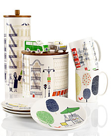 kate spade new york Dinnerware, Hopscotch Drive & About Town Collection