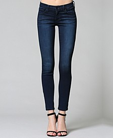 Mid Rise Xtra Lycra Super Soft Skinny Jeans