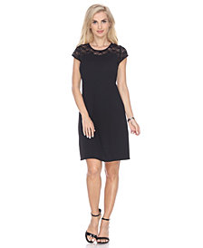 White Mark Women's Pelagia Dress