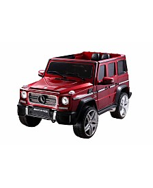 Best Ride On Cars Officially Licensed Mercedes G65 Suv Ride On Car