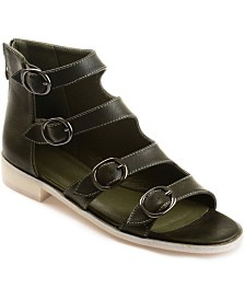 Journee Collection Women's Oakly Sandals