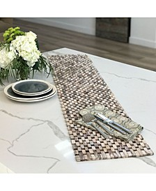White Wash Table Runner