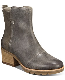 Sorel Women's Cate Waterproof Booties