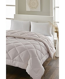 Loftworks High-loft All Season White Goose Down Alternative Comforter - Full/Queen