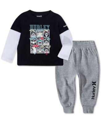 Hurley Baby-Boys Pants Pants