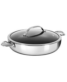 Scanpan HaptIQ  5.5-Qt. Chef Pan with Lid