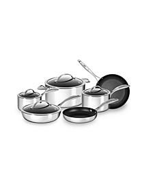 HaptIQ  10-Pc. Cookware Set