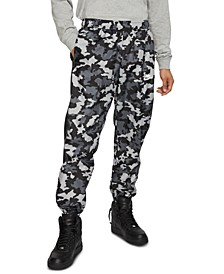 Men's Sportswear Camo Track Pants