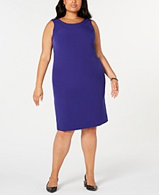 Plus Size Sheath Dress