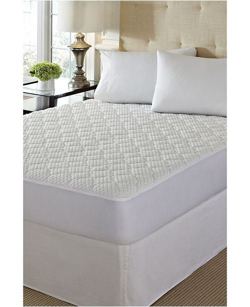 Rio Home Fashions Comfort Cushion Memory Foam Pressure Relieving Mattress Pad Collection