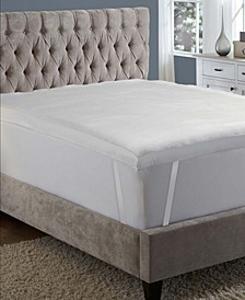 """MGM Grand at home Platinum Collection 5"""" Featherbed Collection"""