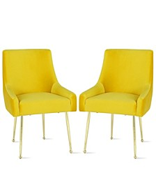 NovoGratz Huxley Dining Chairs, 2-Pack