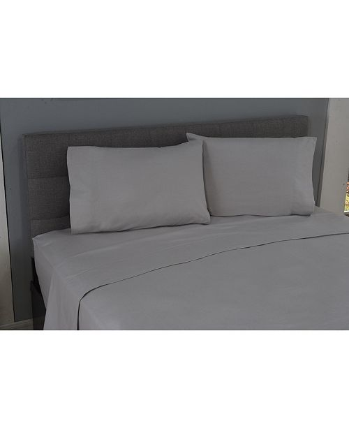 Spectrum Home True Stuff Queen Flat Sheet