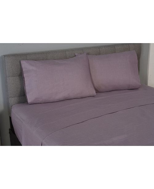 Spectrum Home True Stuff King Fitted Sheet